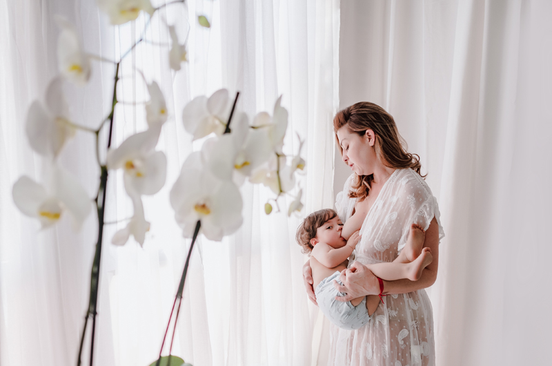 Lactancia Materna. ¡Sácate fotos!