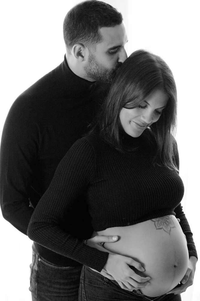 Foografia_de _embarazada_en_estudio_tenerife