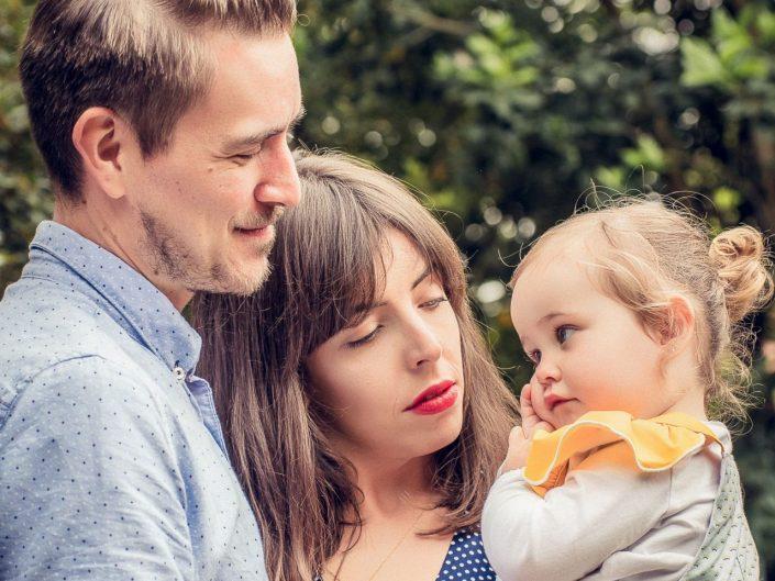 Sesión de fotos de Familia en Tenerife